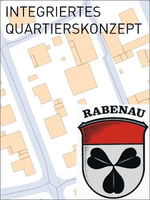 Quartierskonzept Rabenau